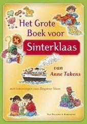 Het grote boek voor Sinterklaas ; Het grote boek voor Kerstmis