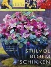 Stijlvol bloemschikken op kleur