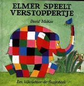 Elmer speelt verstoppertje