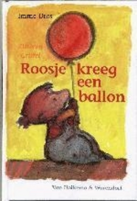 Roosje kreeg een ballon