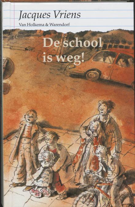De school is weg !