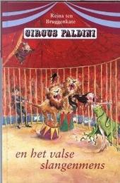 Circus Faldini en het valse slangenmens