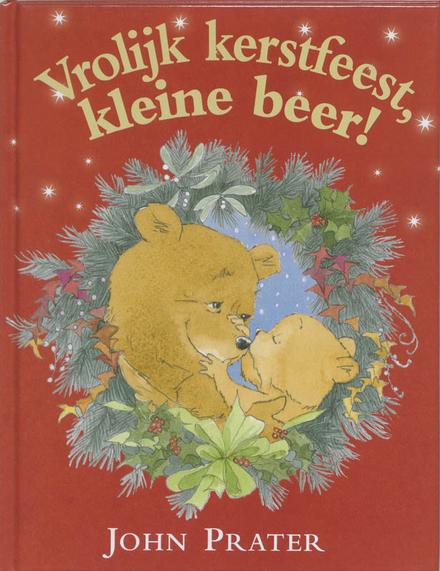 Vrolijk kerstfeest, kleine beer !