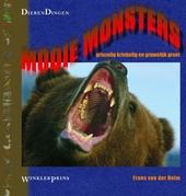 Mooie monsters : griezelig kriebelig en gruwelijk groot