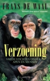 Verzoening : vrede stichten onder apen en mensen