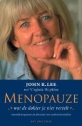 Menopauze : wat de dokter je niet vertelt