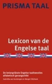 Prisma lexicon van de Engelse taal