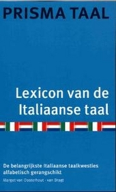 Prisma lexicon van de Italiaanse taal