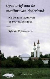 Open brief aan de moslims van Nederland : na de aanslagen van 11 september 2001