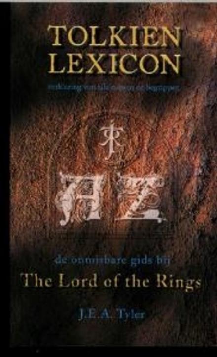 Tolkien lexicon