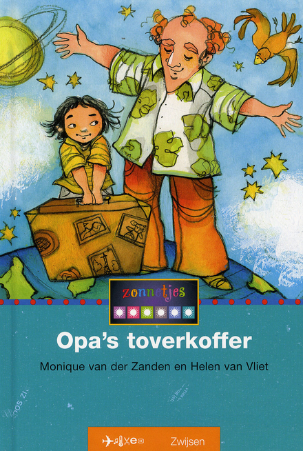 Opa's toverkoffer