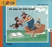 De aap en een boek