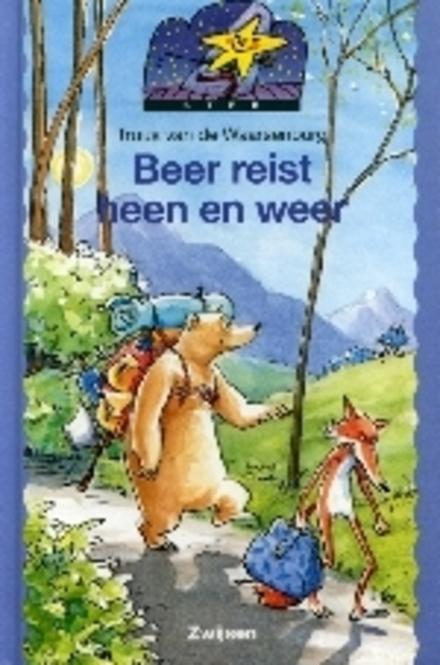 Beer reist heen en weer