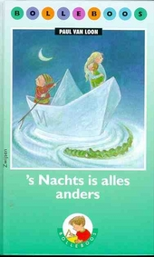 's Nachts is alles anders