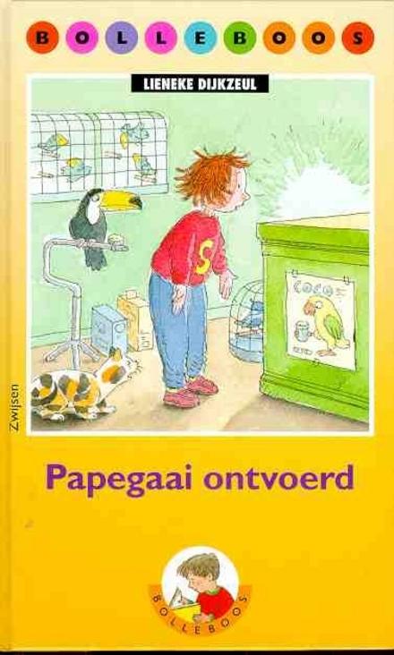 Papegaai ontvoerd