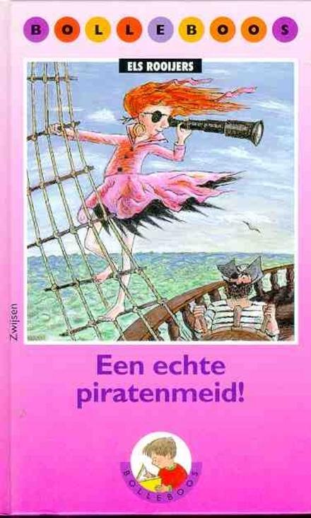 Een echte piratenmeid