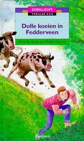 Dolle koeien in Fedderveen