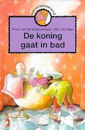 De koning gaat in bad