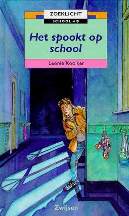 Het spookt op school