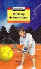 Ruzie op de tennisbaan