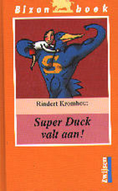 Super Duck valt aan !