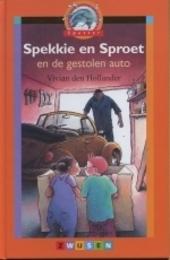 Spekkie en Sproet en de gestolen auto