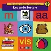 Levende letters : cd-rom voor kinderen die willen leren lezen