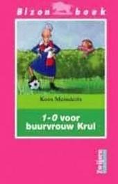 1-0 voor buurvrouw Krul