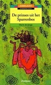De prinses uit het Sparrenbos