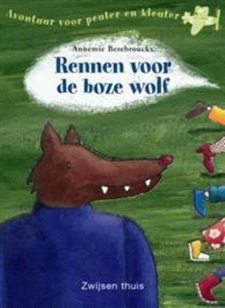 Rennen voor de boze wolf
