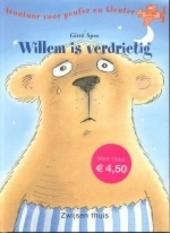 Willem is verdrietig