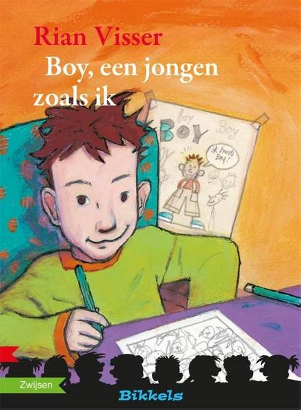 Boy, een jongen zoals ik