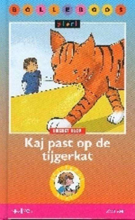 Kaj past op de tijgerkat
