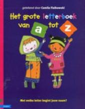 Het grote letterboek van A tot Z