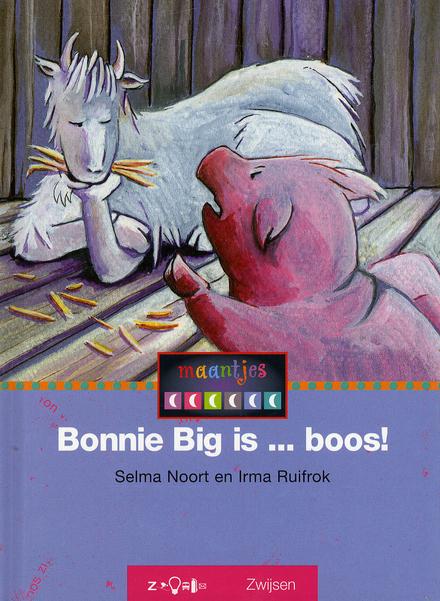Bonnie Big is ... boos!