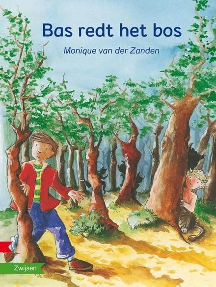 Bas redt het bos