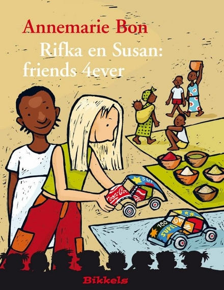 Rifka en Susan : friends 4ever