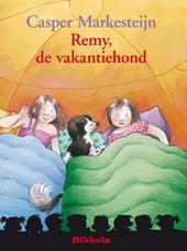 Remy, de vakantiehond