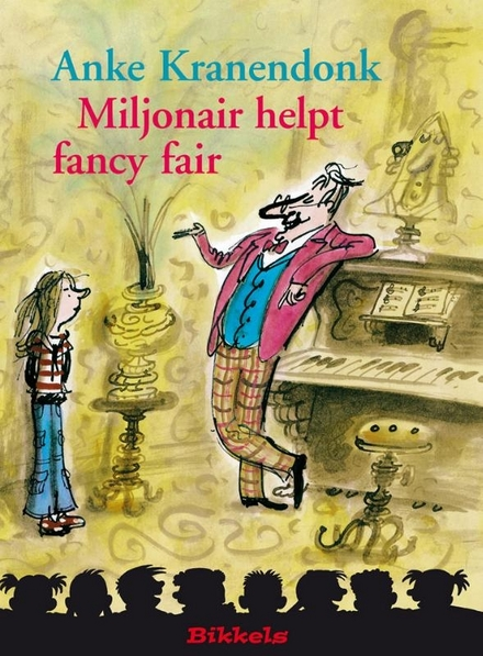 Miljonair helpt fancy fair