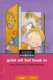 Griet wil het boek in