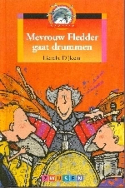 Mevrouw Fledder gaat drummen