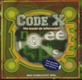 Code X : wie kraakt de lettercode? : een zoeklicht spel