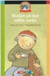 Stefan en het wilde zwijn