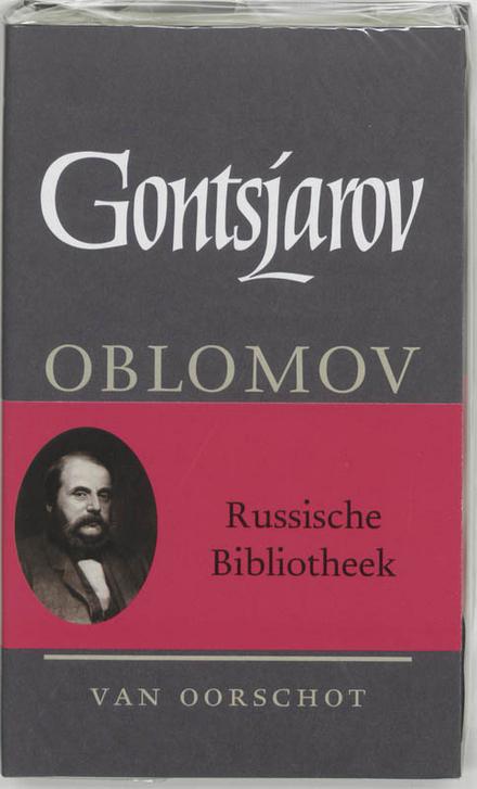 Oblomov : roman in vier delen