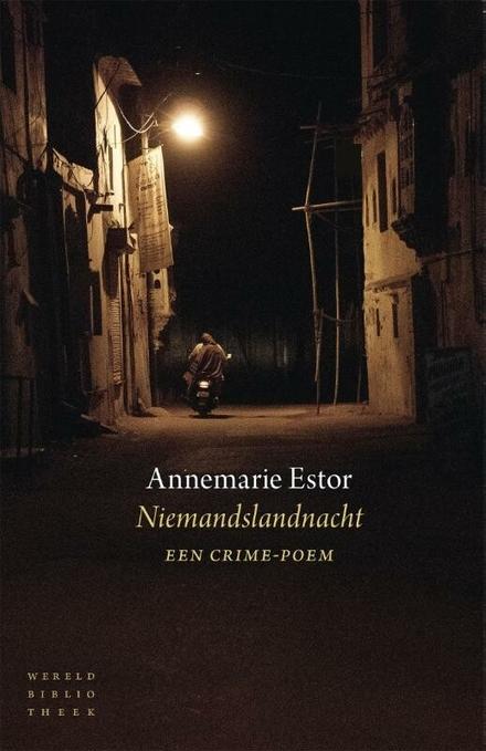 Niemandslandnacht : een crime-poem