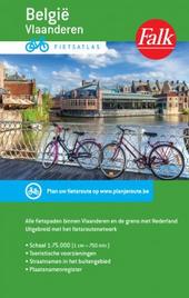Fietsatlas België : Vlaanderen