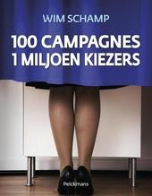 100 campagnes, 1 miljoen kiezers