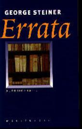 Errata : een leven in onderzoek : autobiografie
