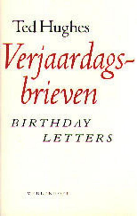 Verjaardagsbrieven : gedichten