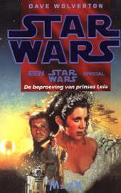 De beproeving van prinses Leia : een Star Wars special